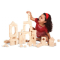 80 Piece Wood Like Soft Blocks,Jumbo Block Set,Jumbo Sensory play blocks,sensory play toys,sensory toy equipment